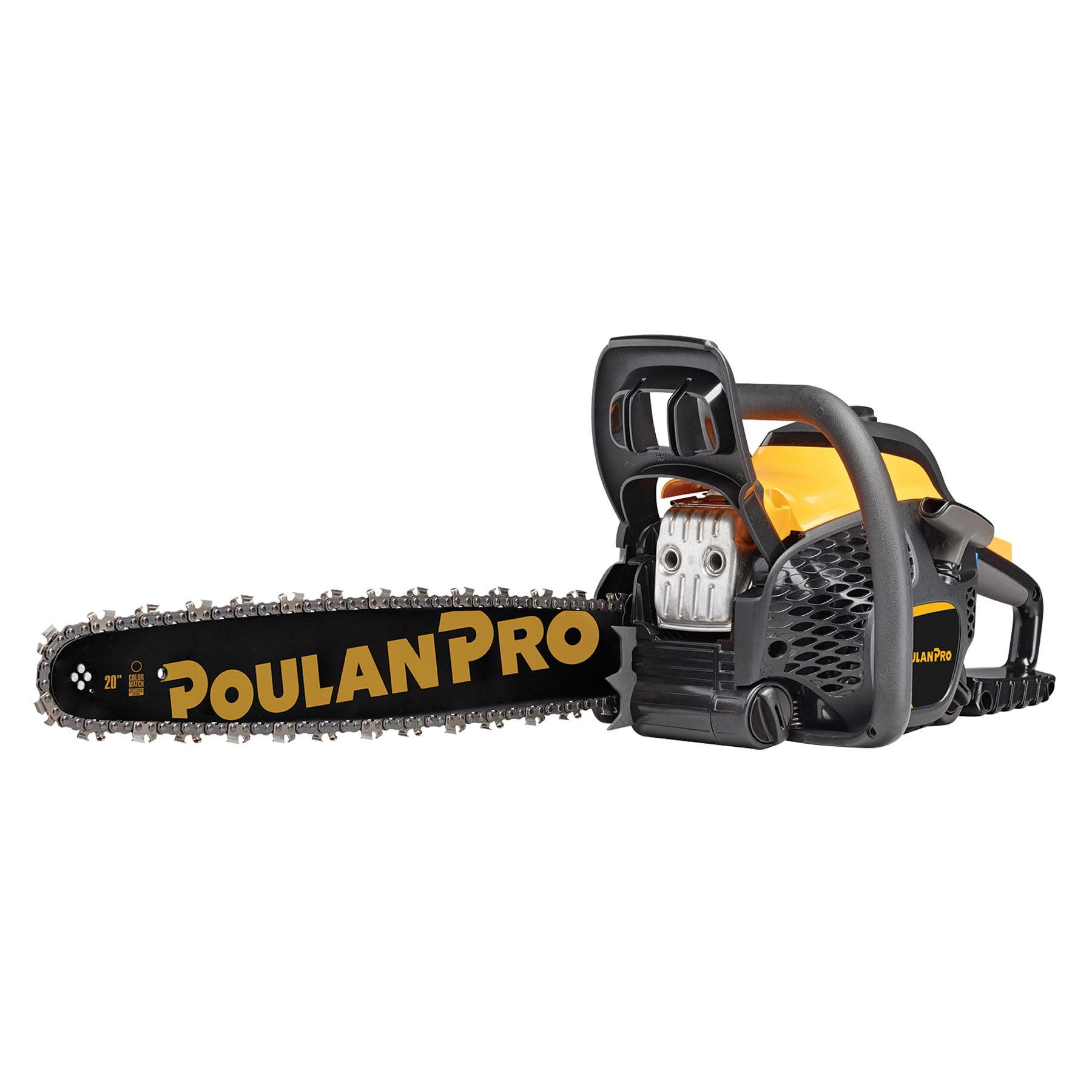 "Poulan Pro PPR5020-BRC 20"" Bar 50cc 2 Cycle Gas Chainsaw (Certified Refurbished) by Poulan Pro"