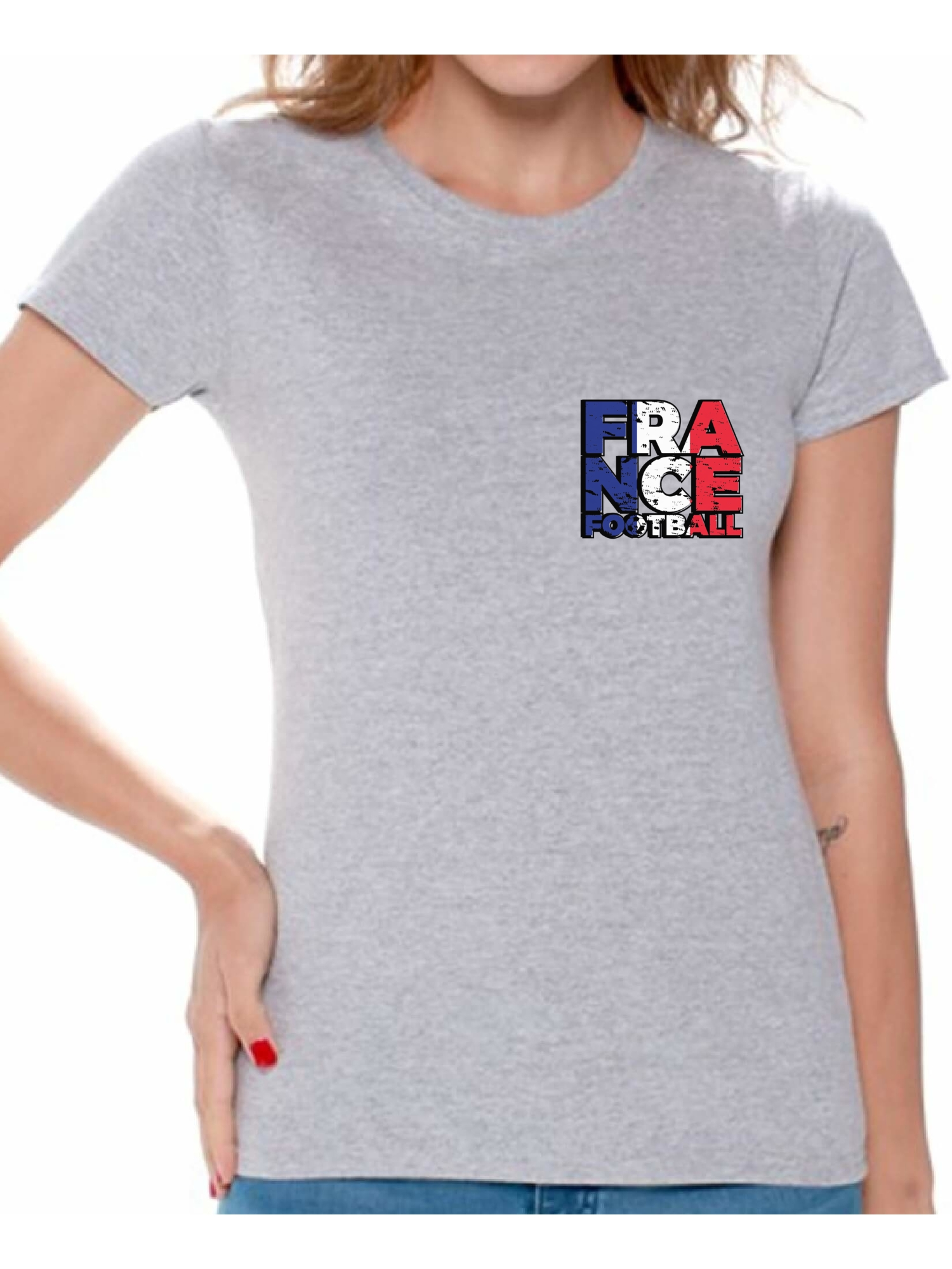 55153a603 Awkward Styles France Football Shirt for Women French Soccer Tshirt France  Shirts for Women France 2018 Tshirt French Soccer 2018 France Gifts Gifts  from ...