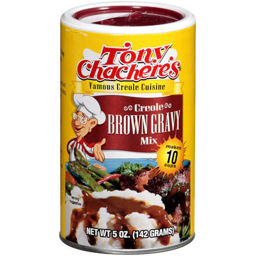 Tony Chacheres Crispy Creole Fish Fry Mix 10 Oz -Pack of 12