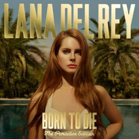 Born To Die: The Paradise Edition (Vinyl)