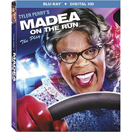 Tyler Perrys Madea On The Run  Play   Blu Ray   Digital Hd