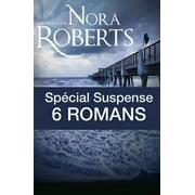 Spécial suspense : 6 romans de Nora Roberts - eBook