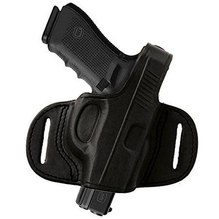 Tagua BH1M-1160 Mini Thumb Break Belt Holster, Kahr P380, Black, Right Hand