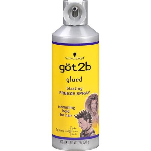 got2b Glued Blasting Freeze Spray, 12 oz