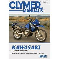 Clymer Motorcycle: Kawasaki Klr650 2008-2017 (Paperback)
