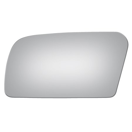 Burco 2522 Driver Side Replacement Mirror Glass for 1988-1992 Mazda 626, MX-6 ()