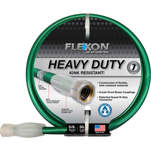 Captivating Flexon 50u0027 Garden Hose