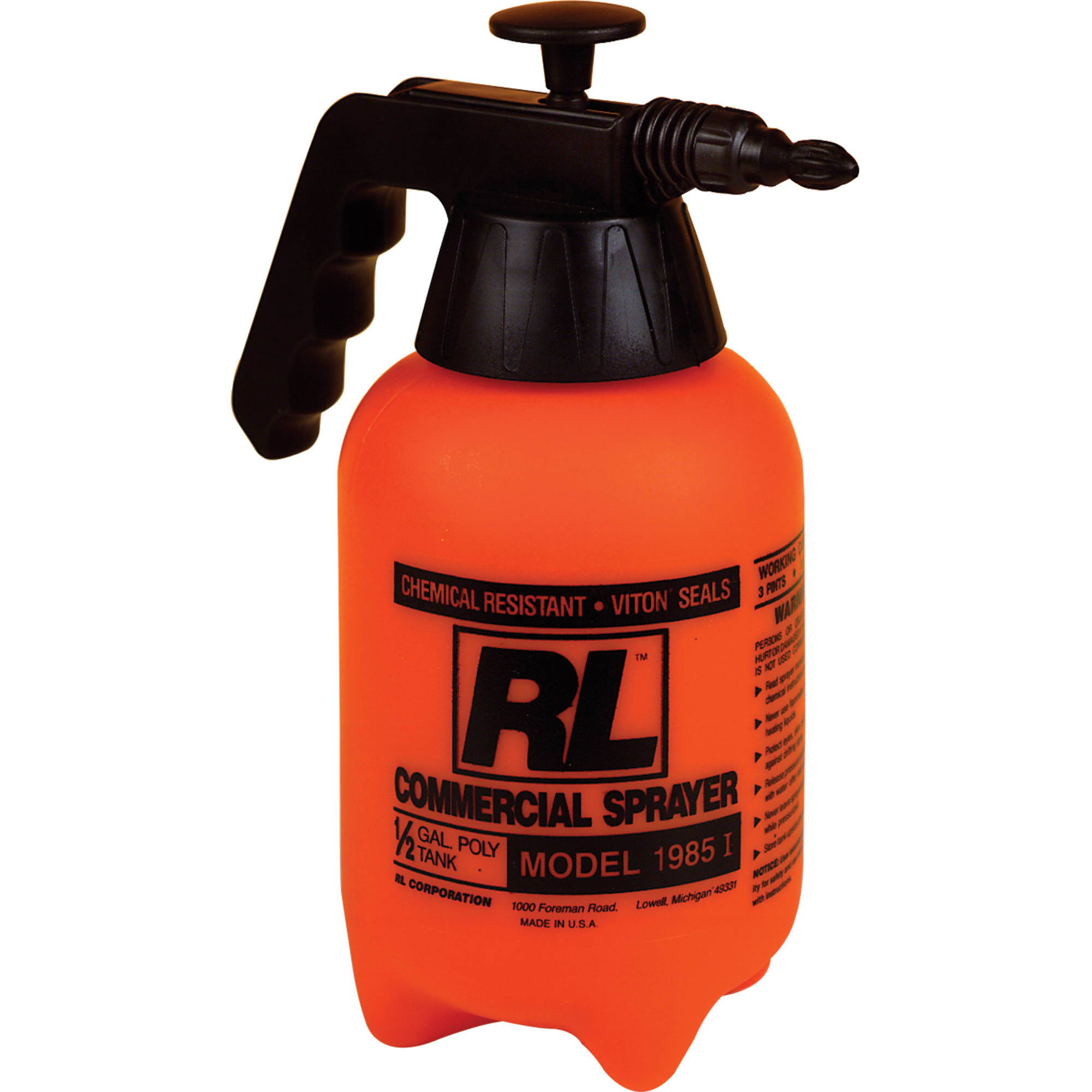 RL Flo-Master 1 2-Gallon Handheld Sprayer by Root Lowell Manufacturing Co.
