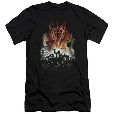 The Lord of The Rings Movie Evil Rising Orcs Sauron Uruk-Hai Adult Slim