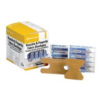 First Aid Only G-140 Knuckle And Fingertip Bandages