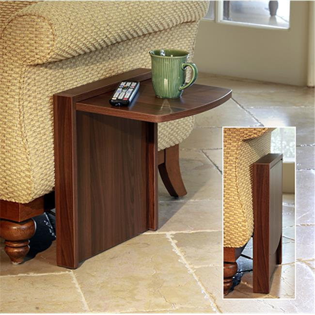 TucAway Table MTC6252BRN Brown EndTable Walmartcom