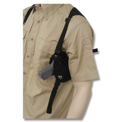 Colt Knives 395 Tactical Shoulder Harness with Black Nylon Construction Multi-Colored