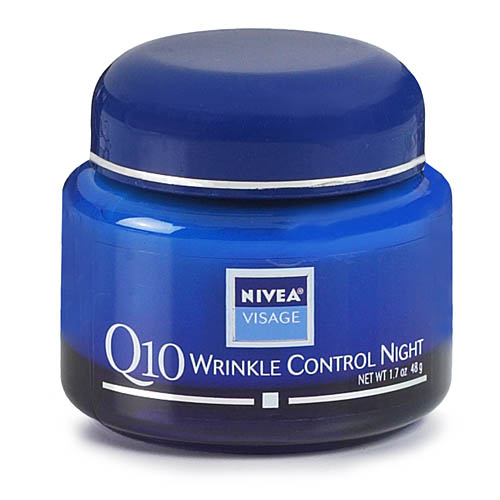 Nivea Visage Q10 Wrinkle Control Night - Walmart.com