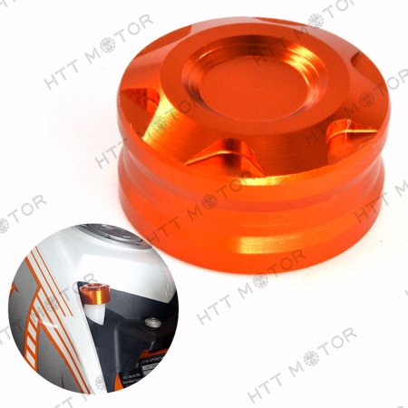 Duke Pipe (HTTMT- CNC Radiator Water Pipe Cap Cover For KTM Duke 125 200 390 Racing Street)