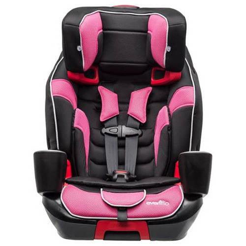 Silla De Carro Para Bebe Transiciones de Evenflo 3 en 1 combinación asiento - Maleah + Evenflo en Veo y Compro