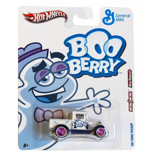 Hot Wheels Nostalgia Cars Boo Berry 29 Ford Pick Up