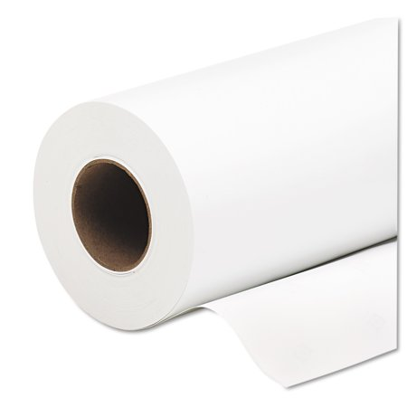 """HP Everyday Pigment Ink Photo Paper Roll, Satin, 60"""" x 100 ft, Roll -HEWQ8923A"""