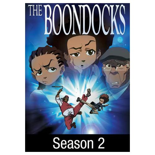 Boondocks (Uncensored): Season 2 (2007)