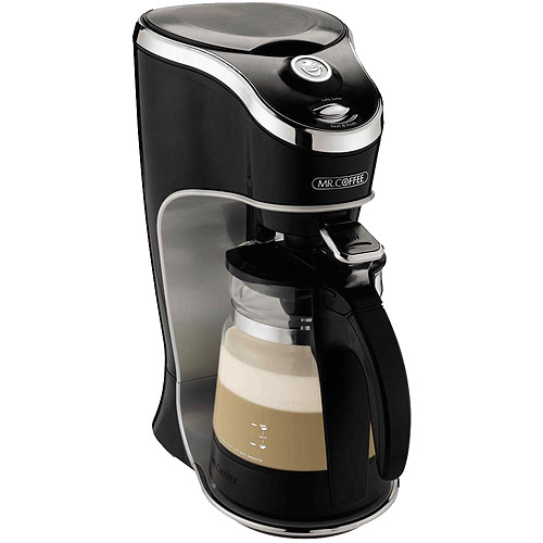 Mr. Coffee Cafe Latte Home Brewer, Black BVMC-EL1