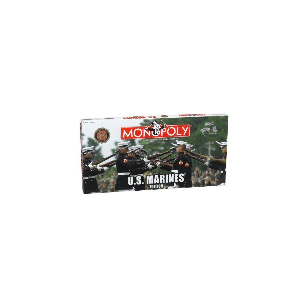US Marines Monopoly by