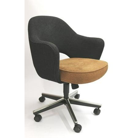 Knoll Eero Saarinen Executive Armchair with Swivel Base, Executive Office -