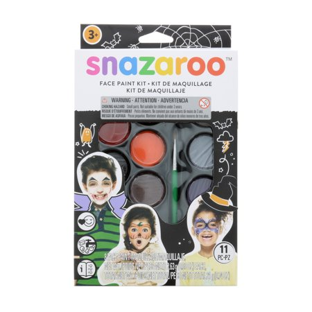 Snazaroo Halloween Face Paint Kit](Snazaroo Face Paint Halloween)