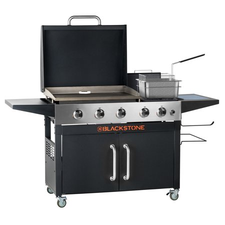 Blackstone Range Top Combo with Bonus Fryer