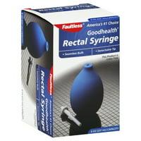 Faultless Starch/Bon Ami Faultless Goodhealth Rectal Syringe, 1 ea