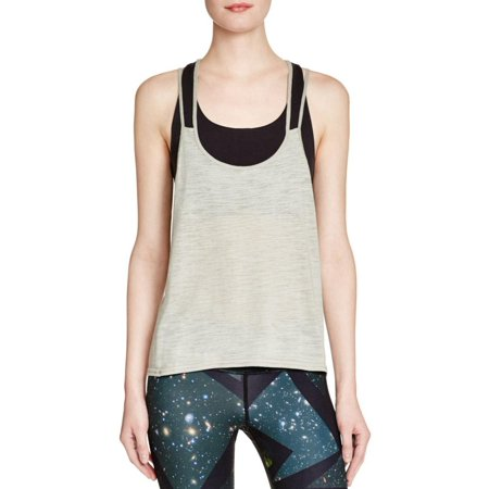 845406208684d Alo Yoga - Alo Yoga Womens Open Back Workout Tank Top - Walmart.com
