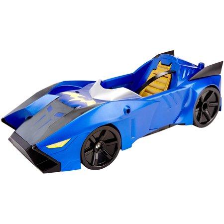 Batman Unlimited Batmobile Vehicle