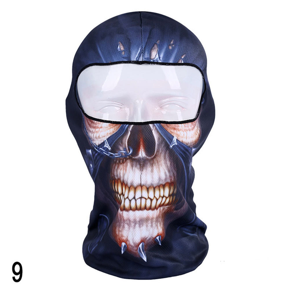 3D Animal Balaclava Face Mask Breathable Outdoor Sports Motorcycle Cycling Snowboard Hunting Ski by