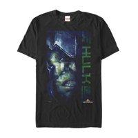 Marvel Men's Thor: Ragnarok Hulk Face T-Shirt