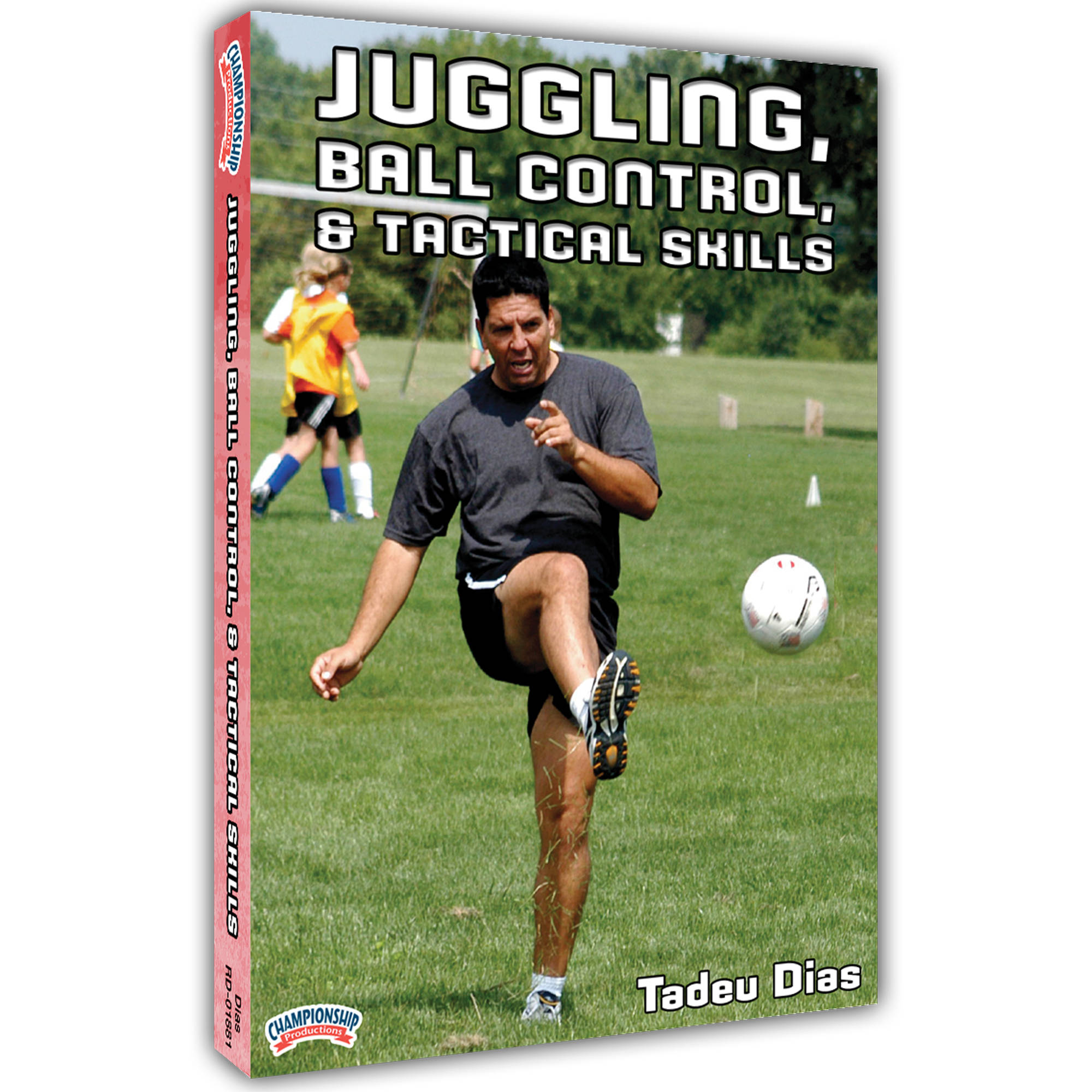 Championship Productions Juggling, Ball Control and Tactical Skills DVD