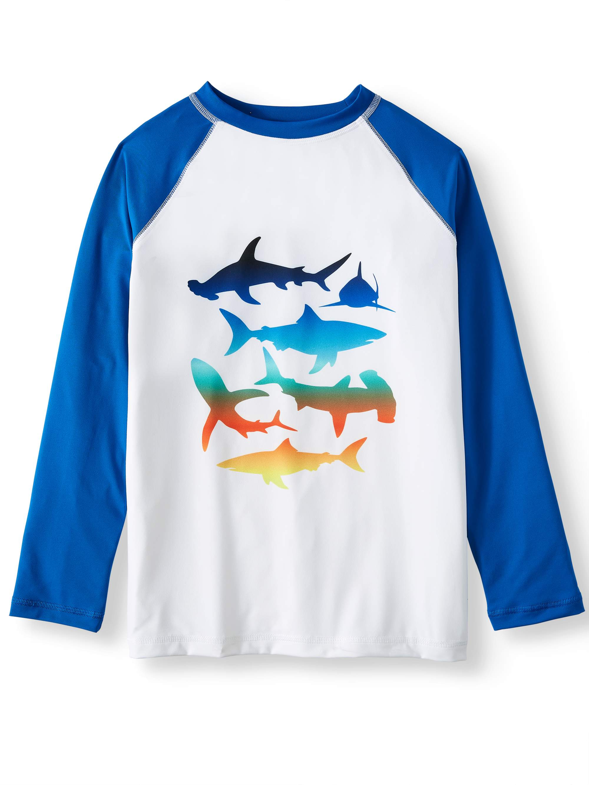 Rash Guard (Little Boys, Big Boys, & Husky)