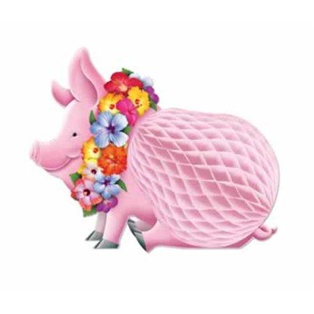 Luau Pig Centerpiece- Pack of 12](Luau Pig)