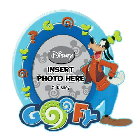 Magnet Photo Frame - Disney - Soft Touch Goofy New Gifts Toys 24648](Disney Personalized Gifts)