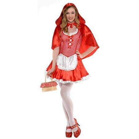 Miss Red Riding Hood Teen Halloween Costume
