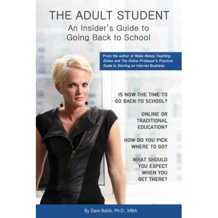 The Adult Student (Paperback)