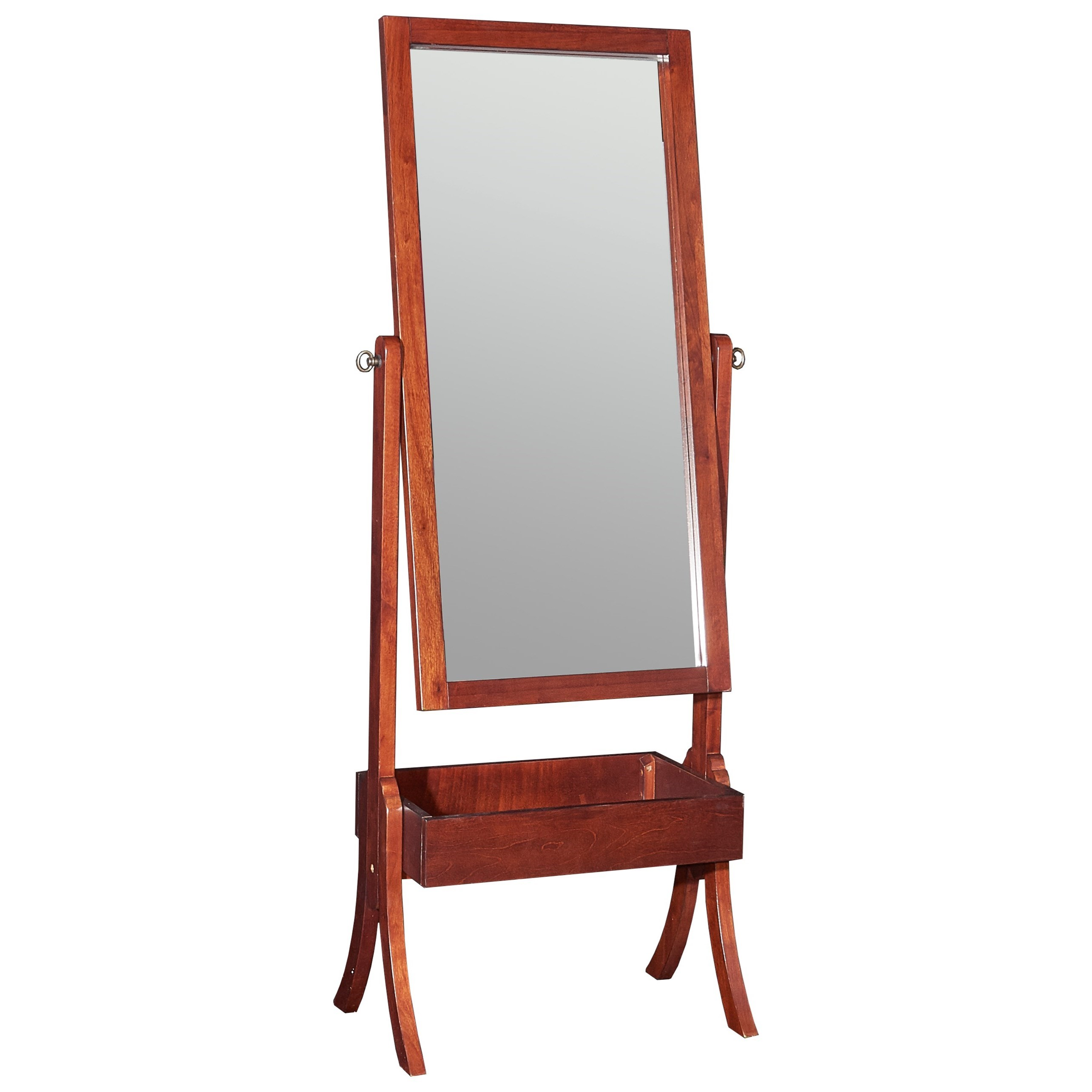 Powell Holland Cheval Mirror by Powell