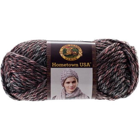 Lion Brand Hometown USA Yarn Salem Creek