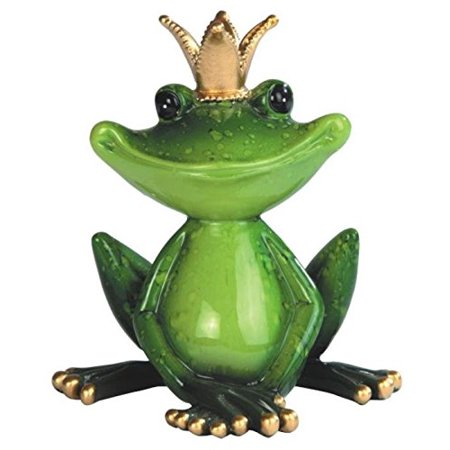StealStreet SS-G-61163 Individual Green King Frog Figurine - image 1 de 1