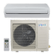 Comfort-Aire DVC12SD 12,000 BTU Ductless Single Zone Mini Split Air Conditioner