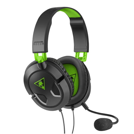 Turtle Beach Recon 50X Gaming Headset for Xbox One, PS4, PC, Mobile (Recon 1 Spear)