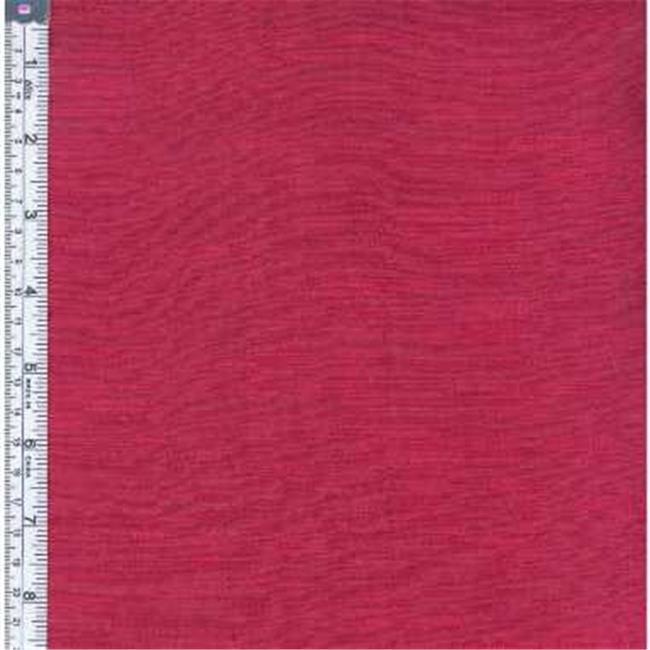 Textile Creations AC-002 Ace Of Slubs Fabric, Red-Fuchsia, 15 yd.