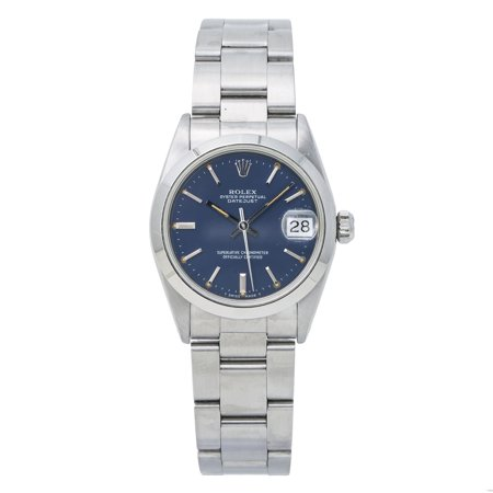 Pre-Owned Rolex Datejust 68240 Steel 31mm Women Watch (Certified Authentic & Warranty)