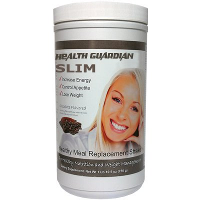 Health Guardian Slim Powder Chocolate Walmart Com