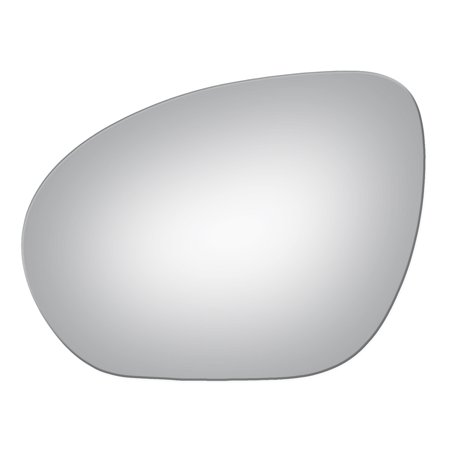 Burco 4302 Driver Side Replacement Mirror Glass for Nissan Cube, Juke