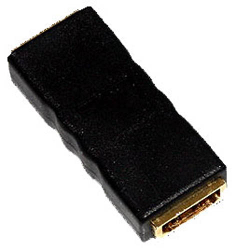 HDMI Gender Changer Female to Female Video HDTV Adapter Cable Coupler - NEW