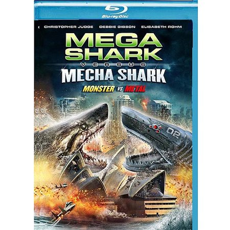 Mega Shark Vs. Mecha Shark (Blu-ray) (Widescreen)