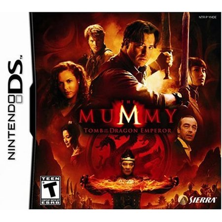 Mummy: Tomb Of Dragon Emperor NDS